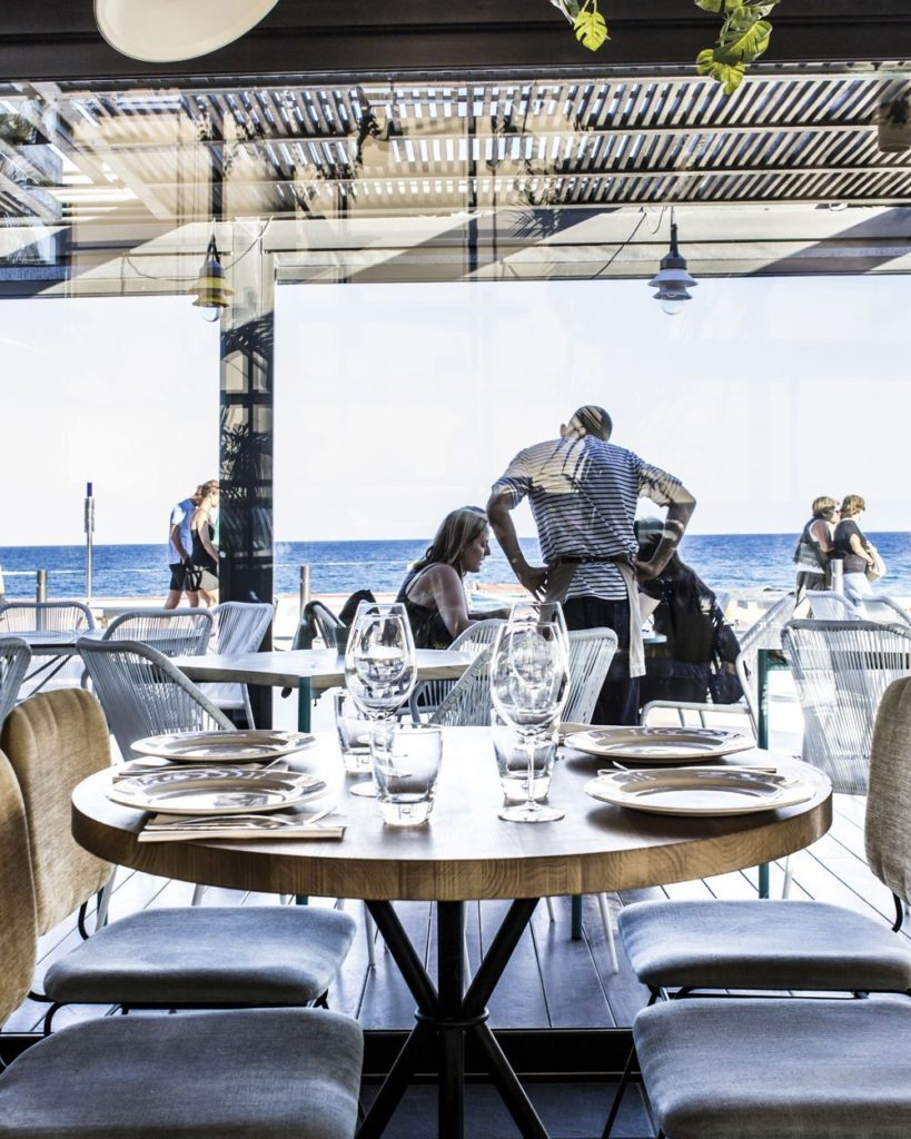 concepto arroceria can fisher restaurante barcelona